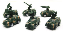Children's toys  plastic toys puzzle toy car back to power military war military vehicles(China (Mainland))