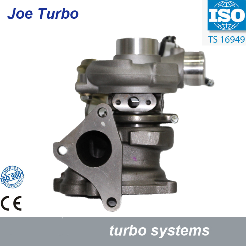 TD04L-13T Turbo 49377-04200 14412-AA231 Turbocharger For SUBARU Forester Impreza 1999- Engine 58T EJ205 2.0L 220HP with Gaskets<br><br>Aliexpress
