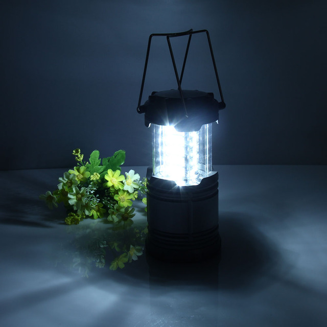 30 LED Camping Portable Lamp