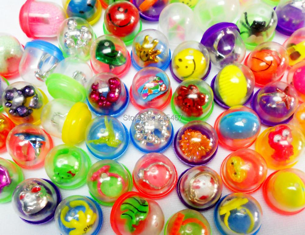 Bulk Prize Toys : Quot toy filled vending capsules bulk mix prizes
