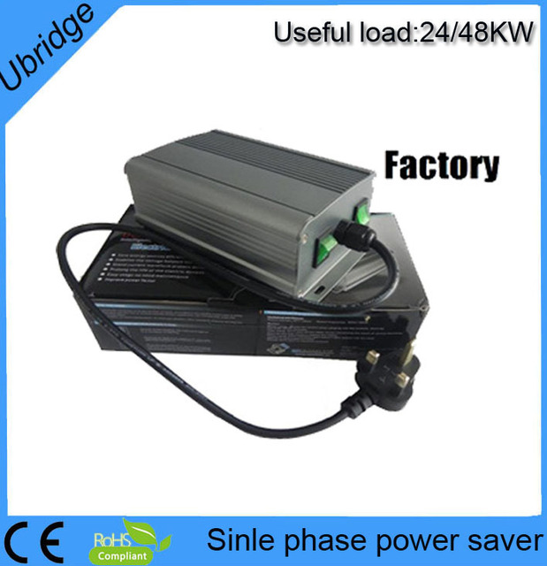 Residential Power Saver ,NEW PS02 with two switch ,on for 24KW/48KW,one for ON/OFF