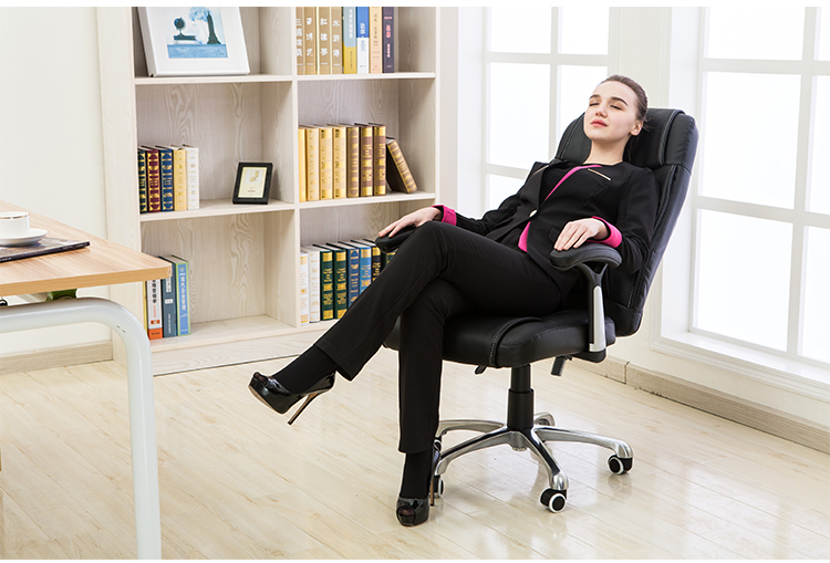 COMFORT high quality  household office boss chair lifting rotary chair ergonomic computer chair