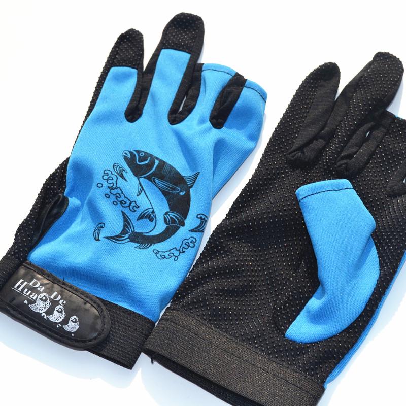 перчатка для рыбалки удочкой