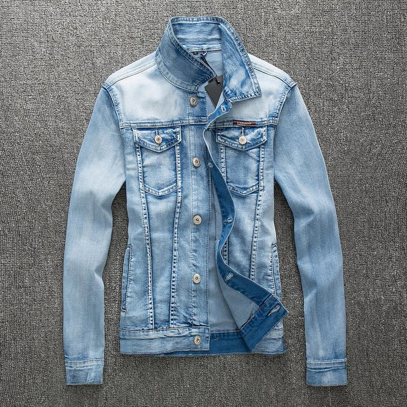 Compare Prices on Mens Light Blue Jean Jacket- Online Shopping/Buy ...