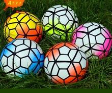 A+++ 2015-2016 New Premier league soccer ball league football  Anti-slip granules ball PU size 5 football balls(China (Mainland))