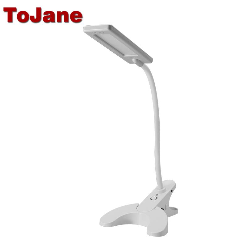 ToJane TG912 Led Reading Lamp 3-Level Brightness&Color Desk Lamp 8W Led Table Lamp Light(China (Mainland))