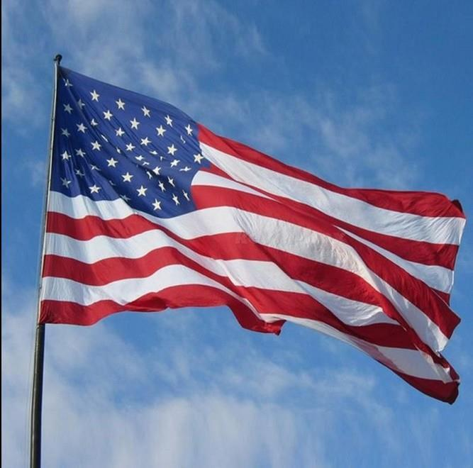 3'x2' FeeTs American Flag USA Stripes Stars United State country US Brand 96*64cm(China (Mainland))