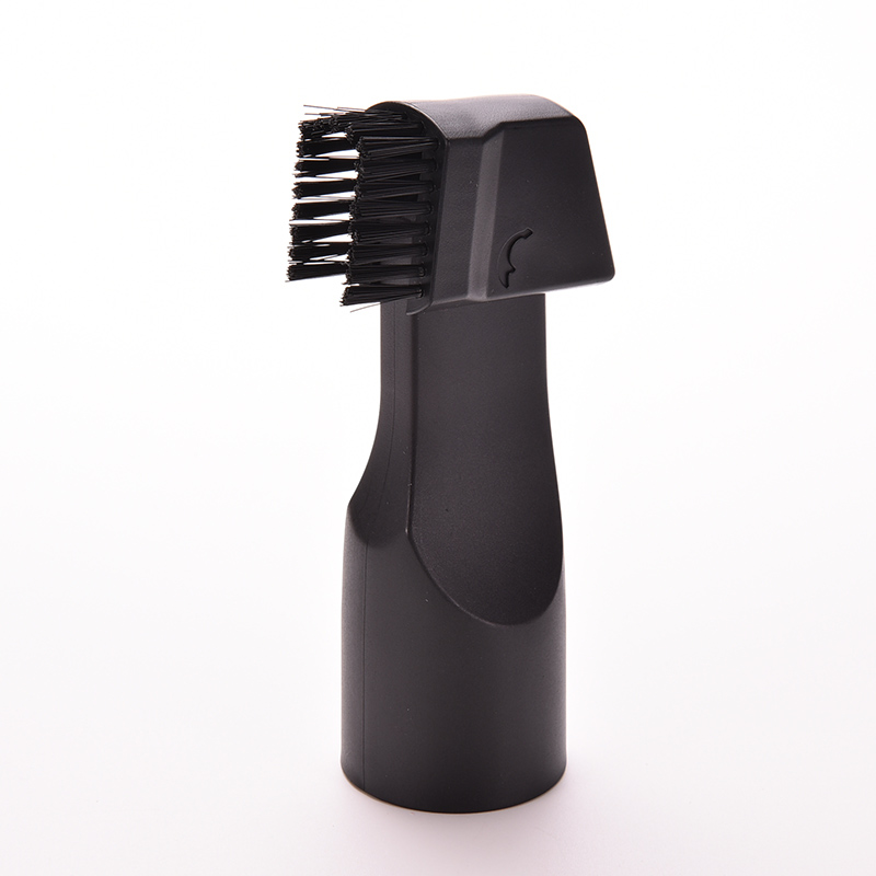 1PCS Hot Sale High Quality 35mm Black Plastic PP House Keeping Cleaning Brushes Vacuum Cleaner Brush(China (Mainland))