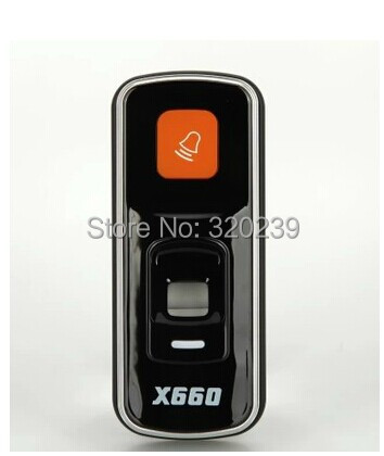 Standalone Biometric Fingerprint Access Control with 3000 RFID Card With Door Relay Can work as Fingerprint Scanner(China (Mainland))