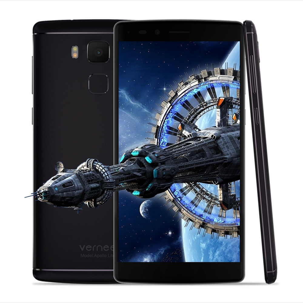 Vernee Apollo Lite 4G LTE Cellphone 5.5 inch 4GB RAM 32GB ROM MTK6797 Deca Core Phone Android 6.0 16.0MP Touch ID Phone(China (Mainland))
