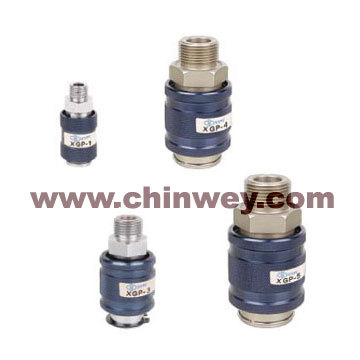 two-position three-way sliding valve