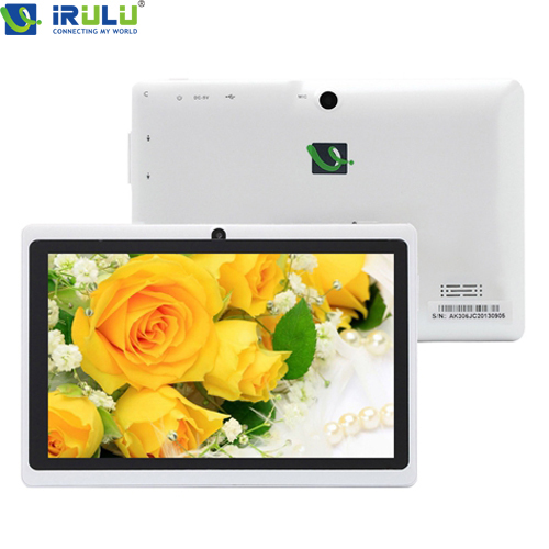 """7 Inch Android Tablet PC Quad Core 16GB 7"""" Tablet PC Allwinner A33 1.5GHz 512MB/16GB Dual Camera white(China (Mainland))"""