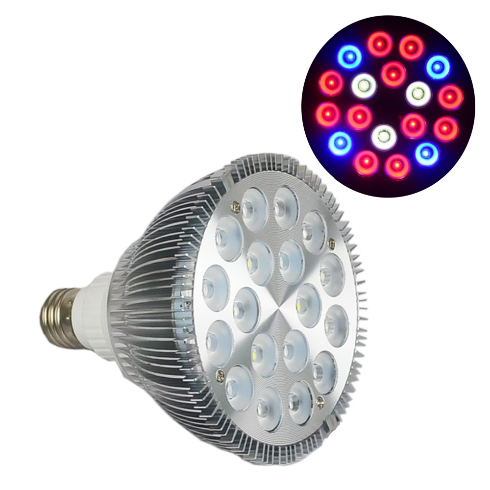 E26/E27 LED Grow Light Spot 6w to 36w Free Shipping in 2 Business Days<br><br>Aliexpress