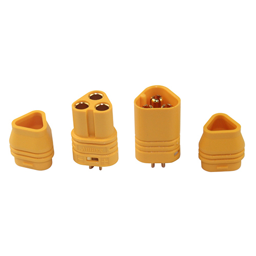10 pairs MT60 3.5mm Motor Plug / Connector Set for RC lipo battery FPV Multicopter(China (Mainland))