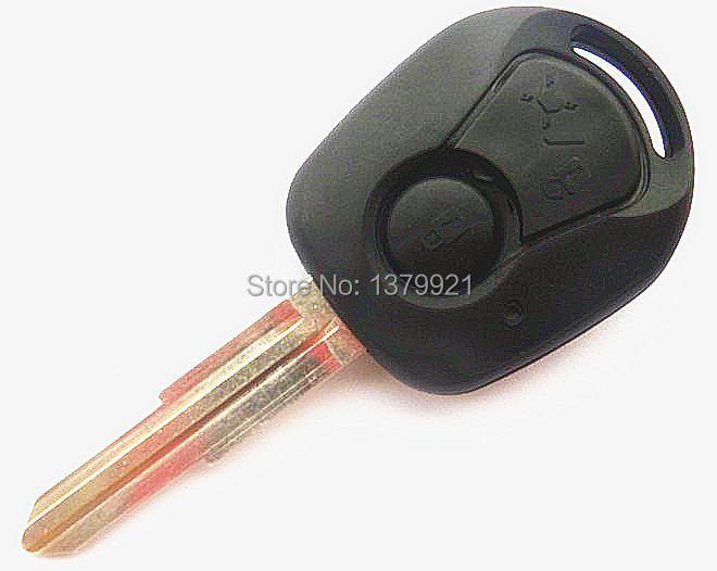 Remote Key Shell for SSANGYONG key Actyon Kyron Rexton key Case Cover Fob 2 Button