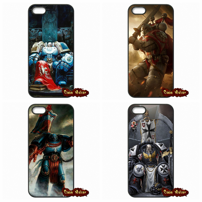 Warhammer 40K games workshop Cases Cover For Samsung Galaxy S3 S4 S5 MINI S6 S7 Edge Note 3 4 5 iPhone 4 4S 5S 5 5C 6 6S Plus(China (Mainland))