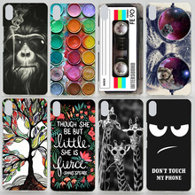 Case For BQ Aquaris X5 Colorful Printing Drawing Phone Cover For BQ X5 5.0