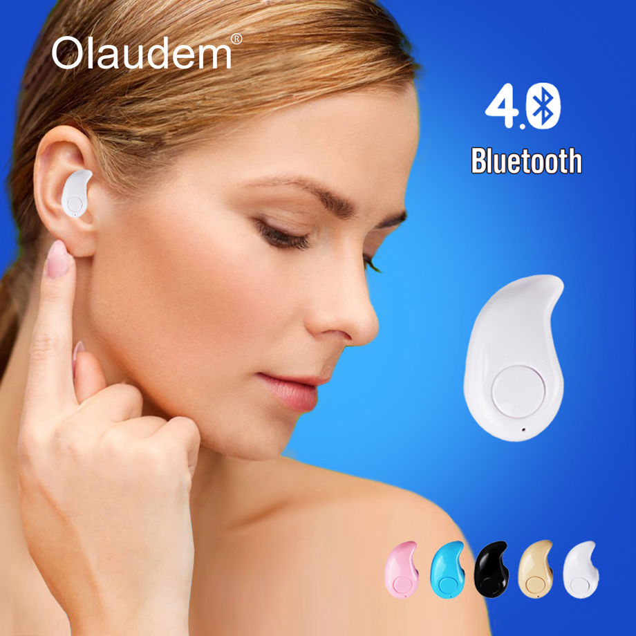 Mini Bluetooth Wireless In-ear Earbud Earphone iPhone 5 6 Telephone Fone de Ouvido Audifonos Auriculares EPS530