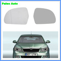 New Car Styling Pair of Mirror Glass Heated For Skoda Octavia A5 Facelifter 2009 2010 2011