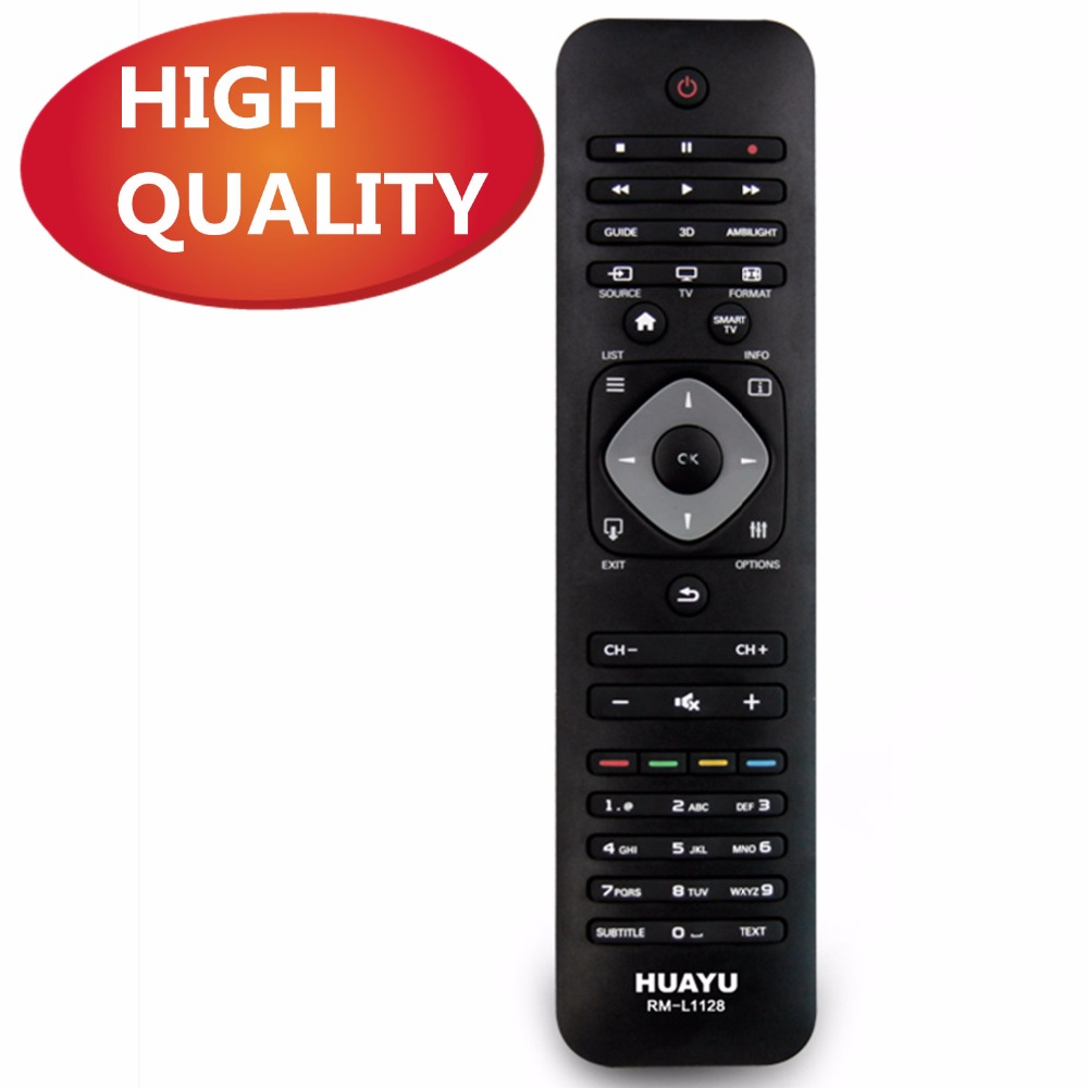 not need set 1pcs remote control universal suitable for philips TV smart lcd led HD controller(China (Mainland))