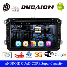 Android 4.4.4 Radio FM/AM for VW 1024*600 HD Touch Screen  GPS Navigation  3G WIFI MP3 Player(China (Mainland))