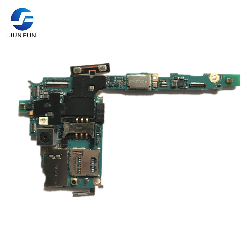 1Pcs Tested well board unlock main board motherboard with Chips for Samsung for GALAXY SII I9100 Free Shipping(China (Mainland))