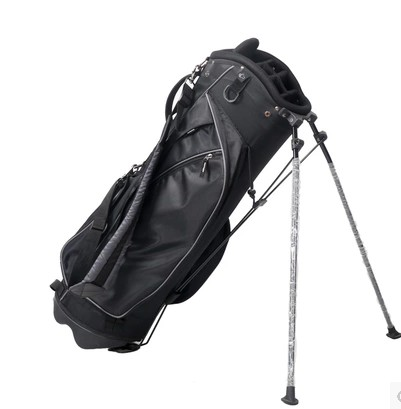 (special price)2015 new hot!High-grade nylon waterproof fabric,black light golf bag, shoulder bag,adult golf rack bag.(China (Mainland))