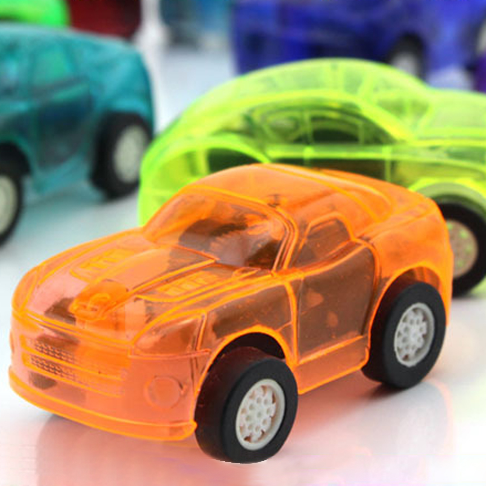 5pcs Child Toys  Pull Again Vehicles Plastic Cute Toy Vehicles for Little one  Wheels Mini Automotive Mannequin Humorous Youngsters Toy for Boys Random Colour