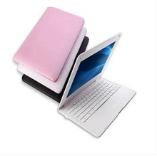 10inch kids notbook laptop 1GB RAM 8GB Via 8880 dual core Cortex A9 with camera WIFI android 4.2 netbook free shipping(China (Mainland))