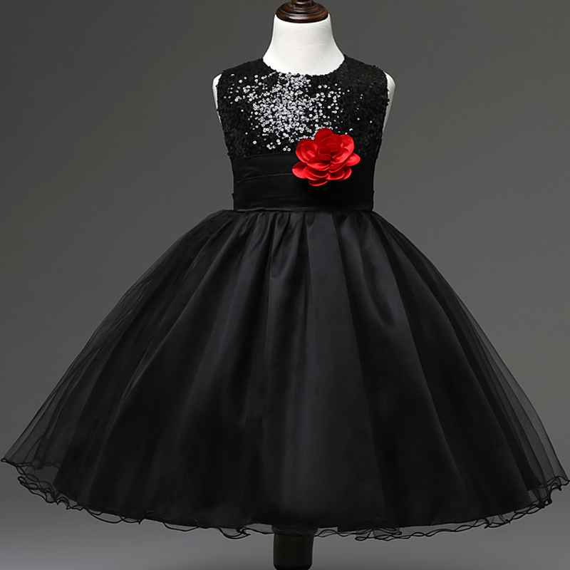 Summer Formal Ball Gown Dress Girl Birthday Outfits Flower Girl Wedding Gown Children's Wear Party Dress For Girl Kids Clothes(China (Mainland))