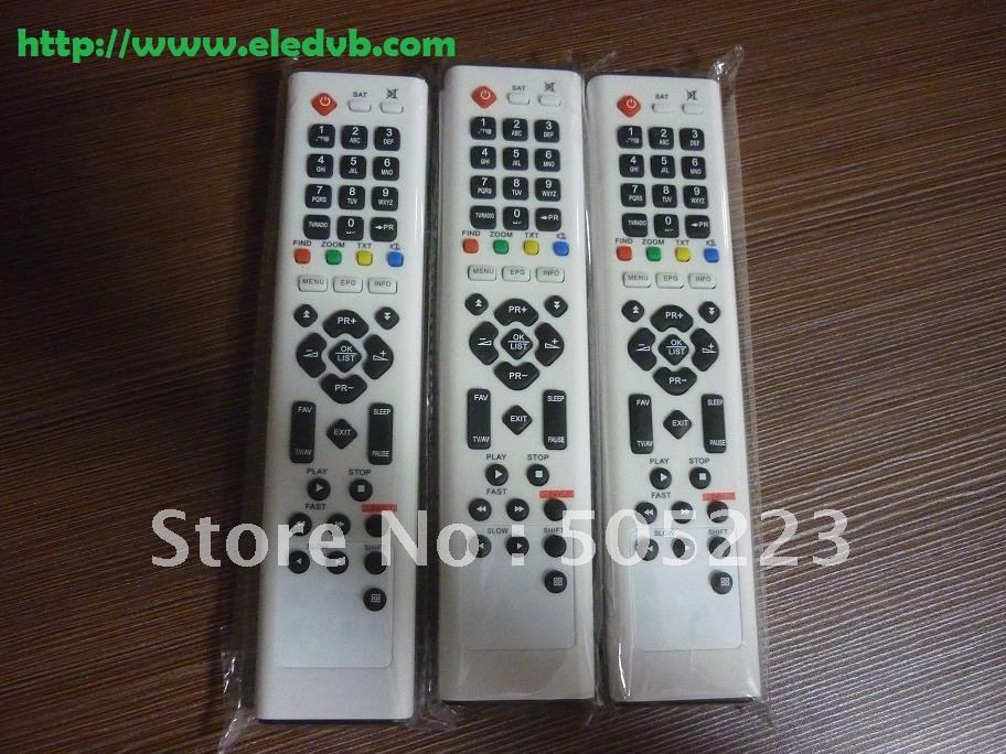 best quality Remote Control for DVB AZ America S810B free ship s810b remote control 1pc/lot(China (Mainland))
