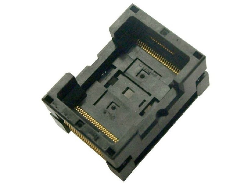 New TSOP48 TSOP 48 Socket for Programmer NAND FLASH IC free shipping(China (Mainland))
