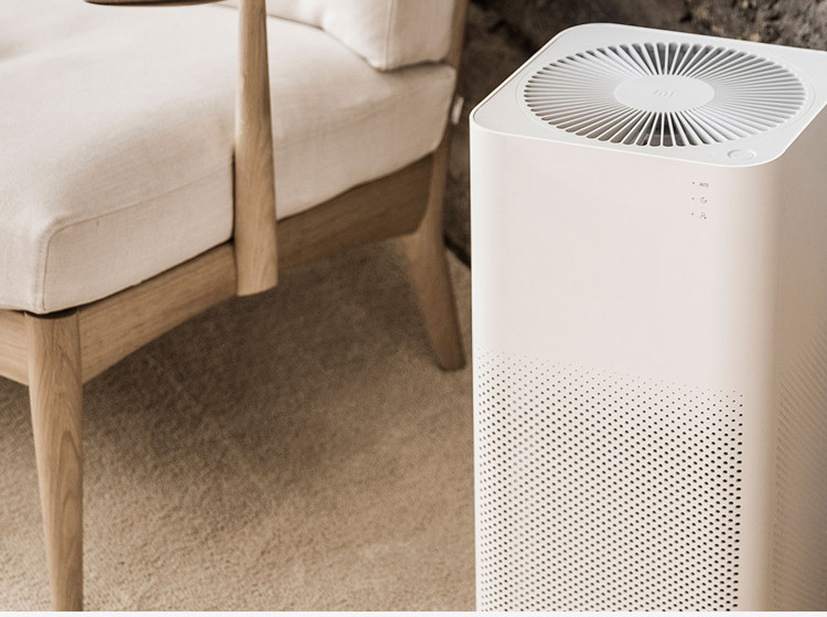 1pc 2016 New Original Xiaomi Air Purifier 2 In Addition To Formaldehyde Haze Purifiers Intelligent Household Appliances