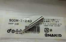 900M-T-2.4 Lead-free solder Iron tip 900M-T for hakko 933.376.907.913.951,898D,852D+,atten,quick, soldering rework station