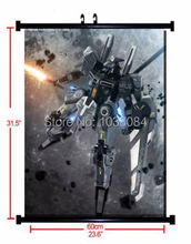 Home Decor Anime Poster Wall Scroll gundam pw-gd-1462304