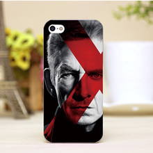 pz0004-2-1 For X-Man Movie Poster Design Customized cellphone transparent cover cases for iphone 4 5 5c 5s 6 6plus Hard Shell