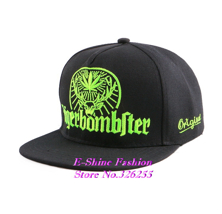2016 new popular women men brand snapback embroidery elk deer style russia letter novelty outdoor hip hop baseball cap sun hats(China (Mainland))