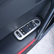 Buy Car Styling Fit 2015 Peugeot 508 Accessories Door Window Lifter Protection Chrome Trim Strip Interior Decoration Stickers for $19.99 in AliExpress store