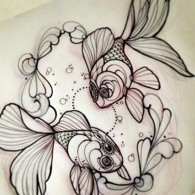 "5pcs 8x6"" Blank Tattoo Practice Skin Premium Mix Sheet Needle Machine Tattoo Accessories Supply DualSide Free Shipping"
