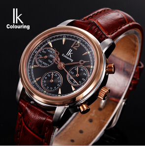 Path of gemany lovers table fully automatic mechanical watches one hundred meters of waterproof Sapphire glass 98133 g belt<br><br>Aliexpress