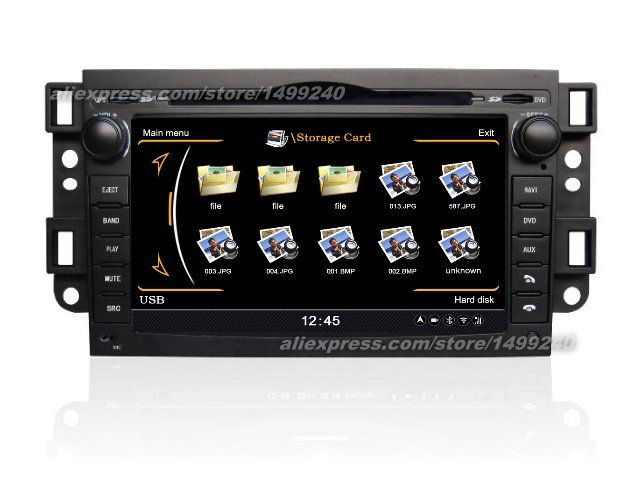 For Daewoo Gentra - Car GPS Navigation System + Radio TV DVD iPod BT 3G WIFI HD Screen Multimedia System(China (Mainland))