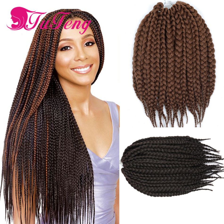 box braids crochet braid havana mambo twist synthetic hair extensions ...