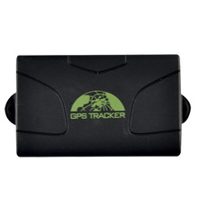60 days Long standby car container gps tracker TK104(China (Mainland))