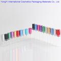 BP 91 1pcs 5ML 10ML Mini Portable Colorful Glass Perfume Bottle With Aluminum Atomizer Empty Cosmetic