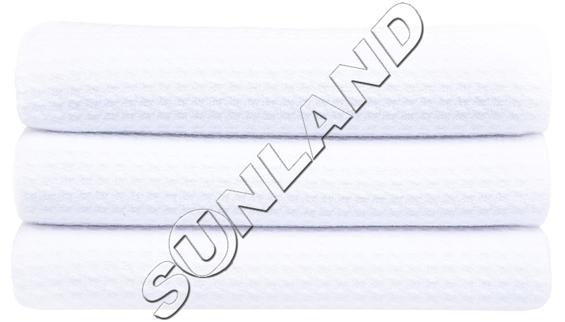 "Sinland 16""X16"" 3-pack Microfiber Waffle Weave Dish Drying Kitchen Towels Pet Towel Dries 10 times Faster(China (Mainland))"
