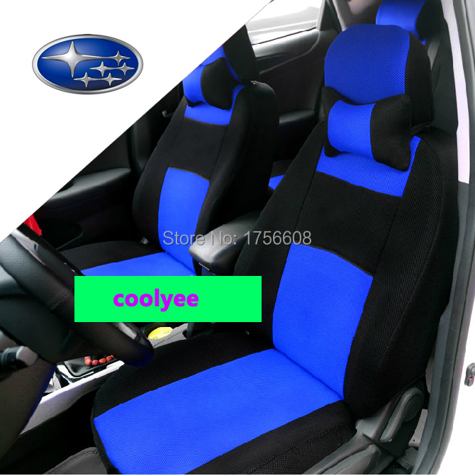 High Quality Car Covers Universal Seat Cover For SUBARU