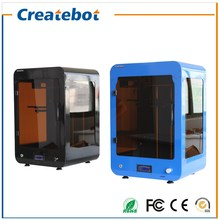 2015 New Upgraded High Quality and High Precision Createbot Professional Max 3D Printer with Single or Dual Extruder For Sale