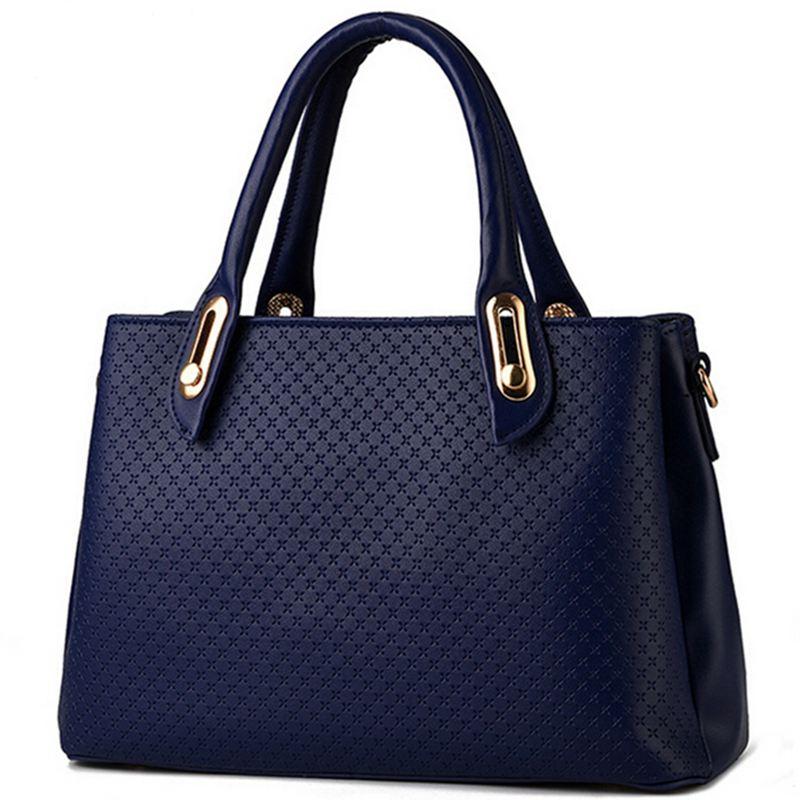 2016 tote handbags women bag shoulder bag women messenger bags ladies bolsa feminina orange clutch women leather handbags C40-13(China (Mainland))
