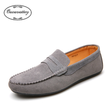 Men Flat Spring Summer Breathable Slip-on Shoes Men Loafer Shoes Fashion Casual Moccasins Flats For Driving(China (Mainland))