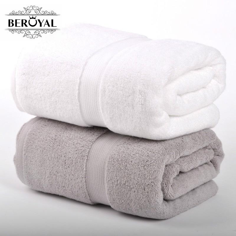 New 2017 Brand Towel--1pc/lot 100%cotton bath towel thicker adult towels bathroom toalha de banho big bath sheet size 90*180cm(China (Mainland))